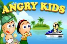 Angry Kids screenshot 1/3