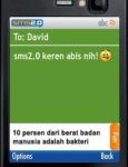 SMS 2 Telkomsel screenshot 1/1