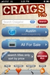 CraigsPro+ : Craigslist + Search Agents + Posti... screenshot 1/1