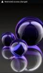 Colored glow balls LWP screenshot 4/4