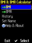 bmi-bmr screenshot 1/1