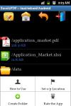 Excel2PDF Converter screenshot 1/6