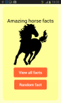 Amazing Horse Facts screenshot 1/4