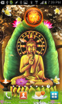 Gautama Buddha HQ Live Wallpaper screenshot 2/3