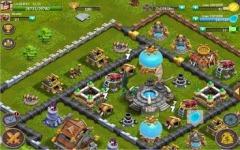 Dragon Empire Defense screenshot 1/6