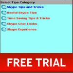 Skype Tips_TRYBUYF screenshot 3/3