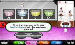 Papas Cupcakeria  screenshot 5/6