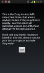 Anxiety Test Free screenshot 1/4