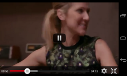 Celine Dion Video Clip screenshot 6/6
