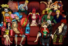 One Piece wallpaper Slideshow Live Amazing screenshot 1/6