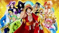 One Piece wallpaper Slideshow Live Amazing screenshot 6/6