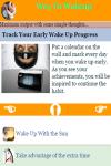 Ways to Wake Up Early  screenshot 3/3