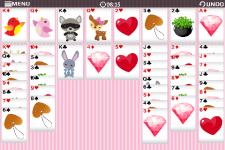 Freecell Valentine-Free screenshot 1/6