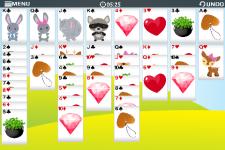 Freecell Valentine-Free screenshot 3/6