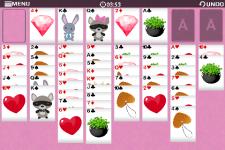 Freecell Valentine-Free screenshot 4/6