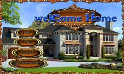 Free Hidden Object Game - Welcome Home screenshot 1/4