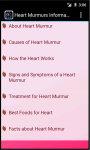 Heart Murmurs Information screenshot 2/3