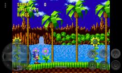 Sonic The Hedgehog Mega  screenshot 1/4