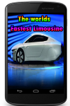 The Worlds Fastest Limousine screenshot 1/3