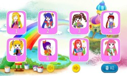 Colorful fairies screenshot 1/5