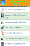 Online Marketing Trends screenshot 2/3