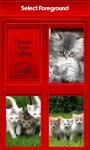 Cute Kitty Zipper Lock Screen screenshot 3/6