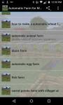 Automatic Farm for minecraft screenshot 1/6
