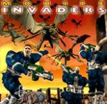 Mobile Space Invaders screenshot 1/1