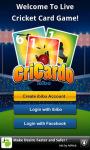CriCardo: Cricket Card Game screenshot 1/4