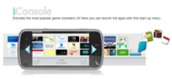 iConsole screenshot 1/1