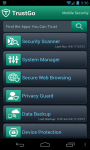 TrustGo Antivirus and Mobile Security screenshot 1/6