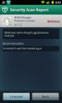 TrustGo Antivirus and Mobile Security screenshot 3/6