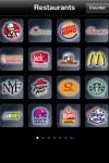 Fast Food Calories screenshot 1/1