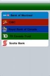 BMO RBC TD Scotia CIBC Locations screenshot 1/1