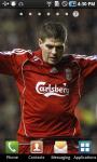 Steven Gerrard Live Wallpaper screenshot 1/3