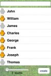 Team Select screenshot 1/1