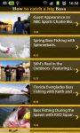 Bass Fishing Free screenshot 2/6