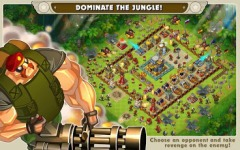 Jungle Heat - by My.com screenshot 1/6