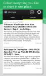LikeHack: Personalized News screenshot 3/4