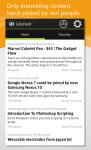 LikeHack: Personalized News screenshot 4/4