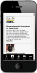 Montreal Canadiens News 2 screenshot 2/4