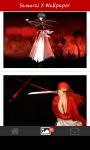 Amazing Wallpaper Samurai-X screenshot 3/6