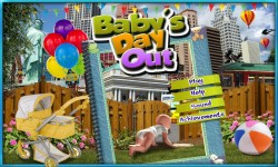 Free Hidden Object Game - Babys Day Out screenshot 1/4