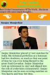 Top Cricket Commentators screenshot 3/3