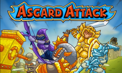Asgard Attack screenshot 1/4