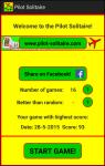 Pilot Solitaire Free screenshot 1/5