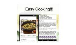 Chicken recipes food screenshot 3/3