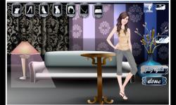 Selena dress up games screenshot 3/3