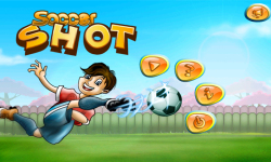 Shooting Boy: a Soccer Hero screenshot 1/6