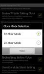 TalknClock_e screenshot 3/3